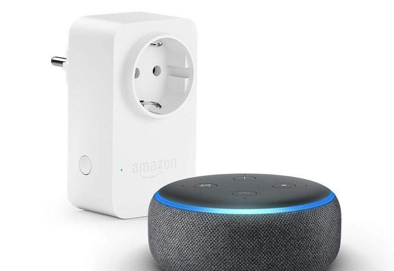 Amazon Echo Dot der dritten Generation im Angebot
