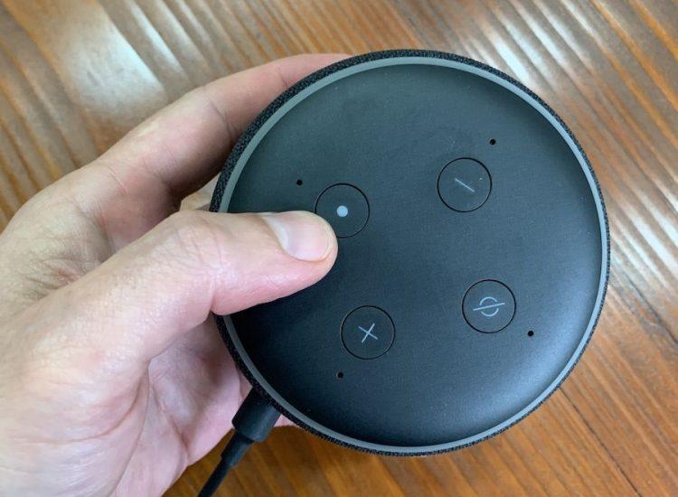 Amazon Echo Dot dritte Generation zurücksetzen - So wird's gemacht