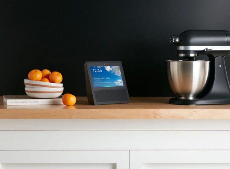 Amazon Echo Show, Einsatz in der Küche