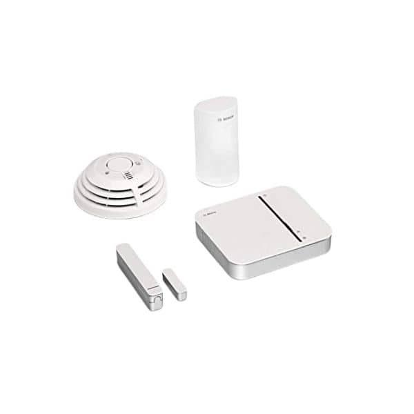 Bosch Smart Home Starter-Set-Sicherheit - Kompatibel mit Apple HomeKit