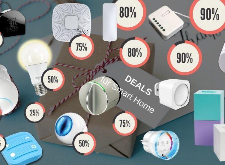 Smart Home Deals und Angebote