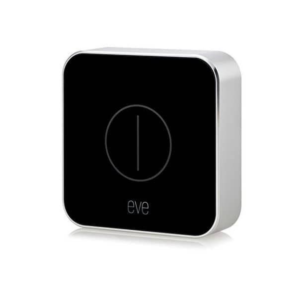 Eve Button - Controller zur Steuerung von HomeKit-Geräten - Direkte Kontrolle von Szenen und Geräten ohne iPhone