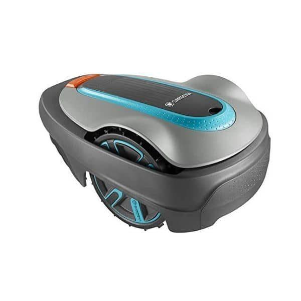 GARDENA SILENO city 300 - Mähroboter für bis 300 m² Rasenfläche - wird über eine Bluetooth-App bedient - Steigung max. 35%