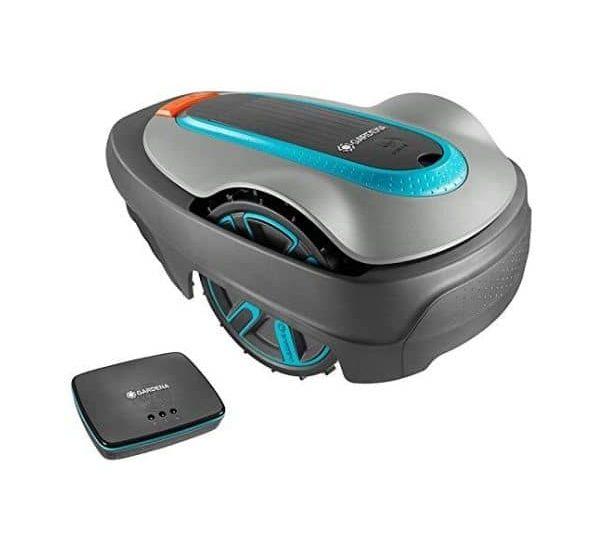 GARDENA smart Sileno Set city 500 - Mähroboter mit smart Gateway - funktioniert mit Alexa, HomeKit, Google Assistant, IFTTT