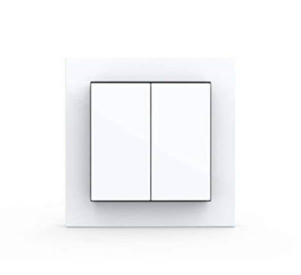 GIRA + Senic Friends of Hue Smart Switch - ein Kabelloser Schalter und Dimmer funktioniert mit Philips Hue
