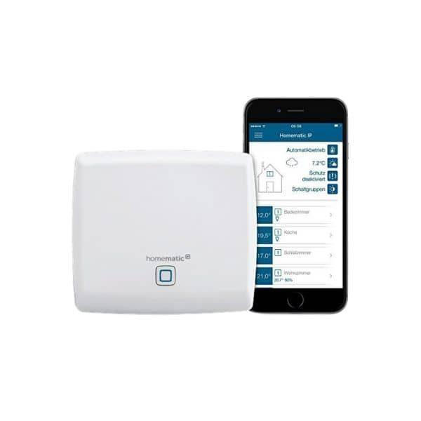 Homematic IP Smart Home Zentrale von eQ-3