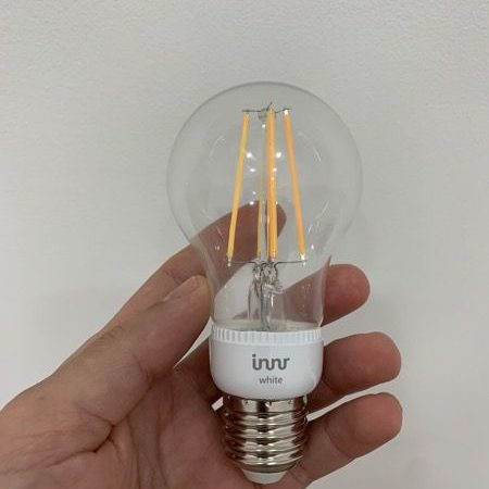 Innr Filament White ZigBee LED-Lampe im Test