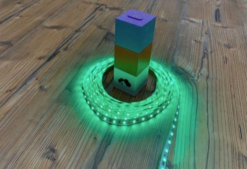 LED Trading Lichtband im Test