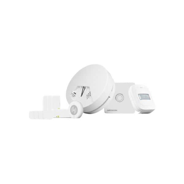 Medion P85754 Smart Home Starter Set - WLAN und Bluetooth Gateway