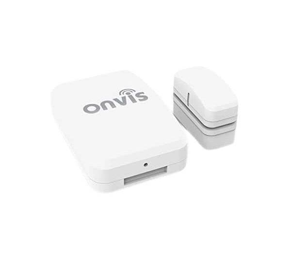 Onvis HomeKit Tür- und Fenstersensor - benötigt keine Steuerzentrale, Hub oder Gateway - direkt mit iOS Geräten steuern