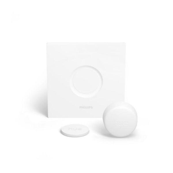 Philips Hue Smart Button - Funktioniert mit HomeKit, Alexa, Google Assistant und IFTTT - benötigt die Hue Bridge dafür