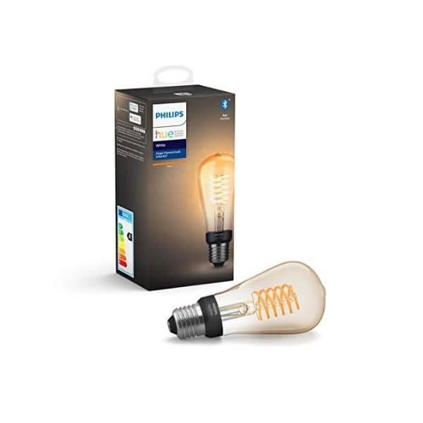 Philips Hue White Filament E27 LED Kolben - Vintage Design