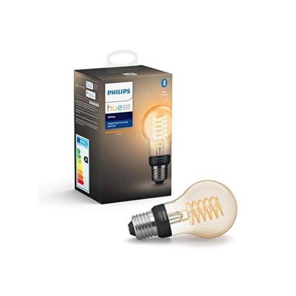 Philips Hue White Filament E27 LED-Lampe - Vintage Design