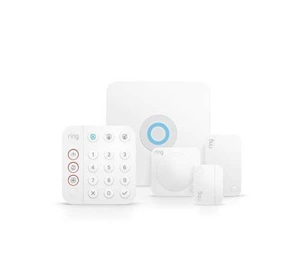 Ring Alarm 2. Gen. - Funktioniert mit Amazon Alexa
