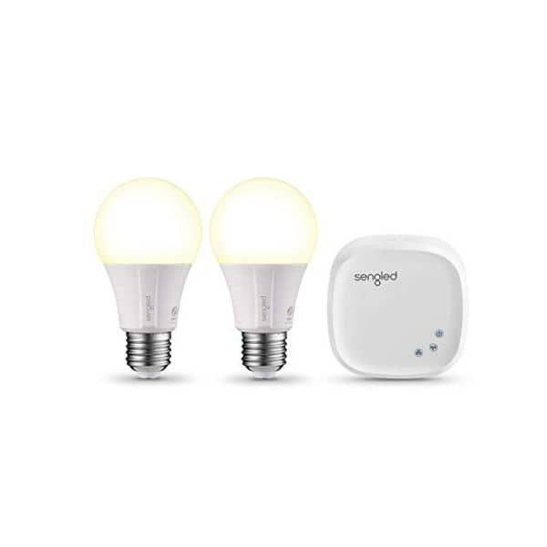 Sengled Element Classic E27 Led Lampe - Als Starter Set - Funktioniert mit Alexa, Google Assistant, SmartThings, Qivicon