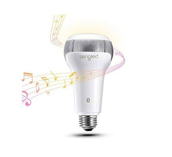 Sengled Solo – E27 LED Lampe mit integriertem Bluetooth Lautsprecher