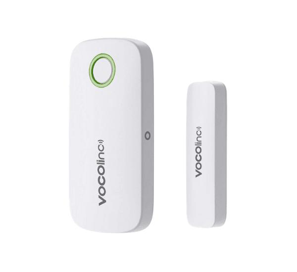 VOCOlinc Bluetooth Tür- und Fenstersensor - Modell VCVS1 - Funktioniert mit Apple HomeKit, Alexa und Google Assistant