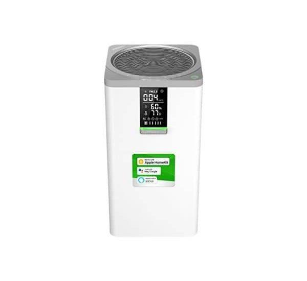 VOCOlinc HEPA Luftreiniger - Für Allergiker kommt die 3-Stufen-Luftreinigung zugute - funktioniert mit HomeKit, Alexa, Google Assistant