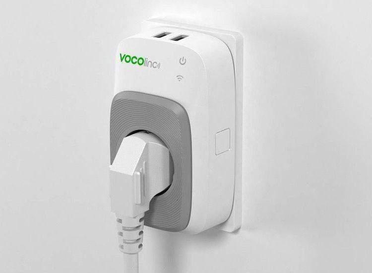 VOCOlinc PM5 Apple HomeKit kompatible WLAN Steckdose