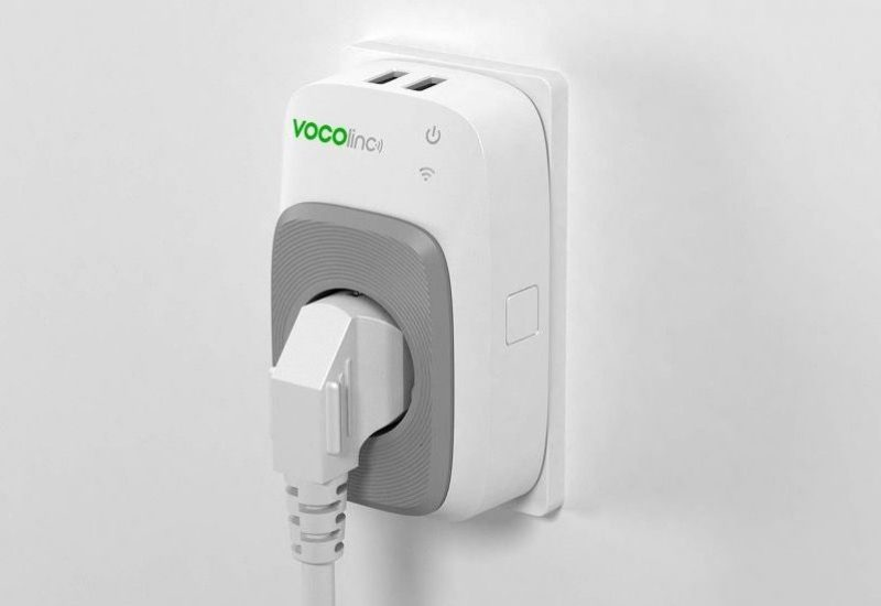 VOCOlinc PM5 Apple HomeKit kompatible WLAN Steckdose