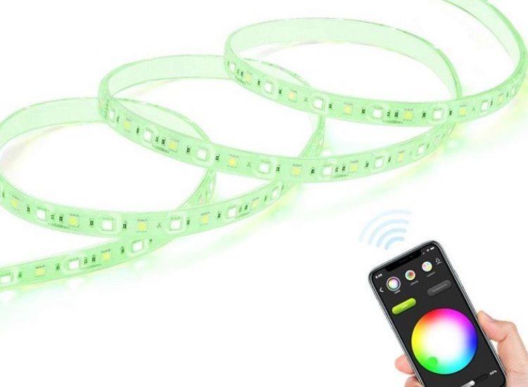 VOCOlink LS1 - Apple HomeKit kompatibles WLAN RGB LED Lichtband