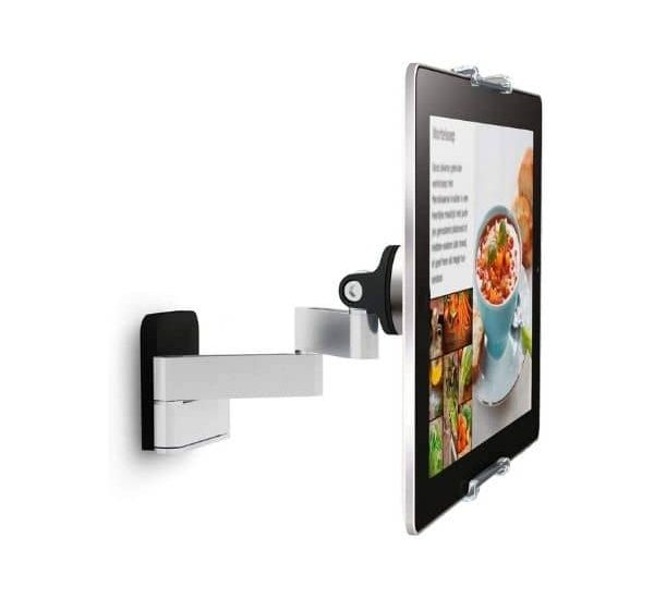 Vogel's TMS 1030 - Schwenkbare Universelle Tablet-Wandhalterung - ist geeignet für iPad und Android Tablets bis 13 Zoll