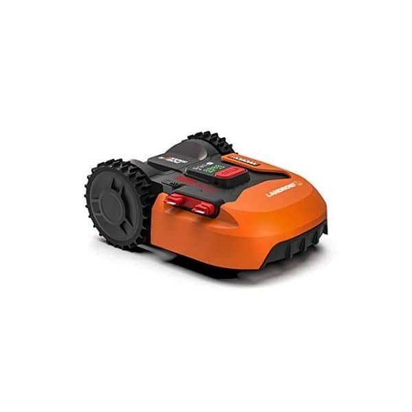 Worx Landroid S WR130E Mähroboter - geeignet für bis zu 300 qm Rasenfläche - funktioniert mit Alexa und Google Assistant
