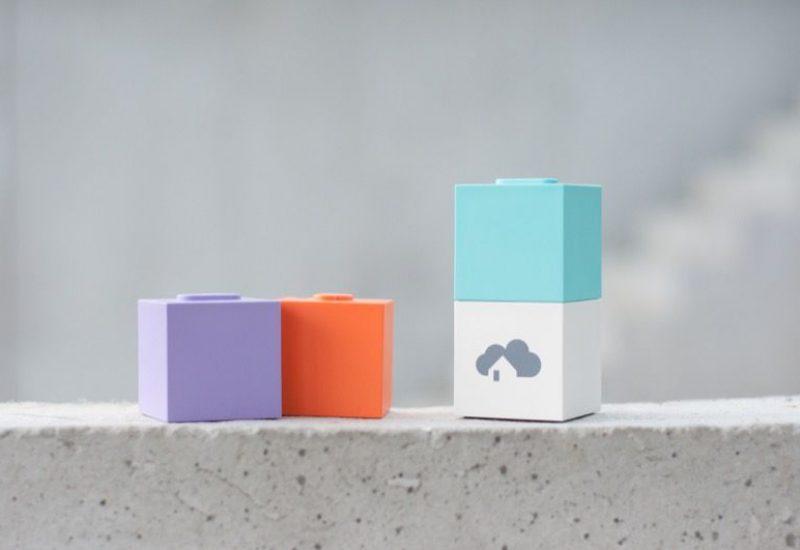 homee Modulare Smart Home Funkzentrale
