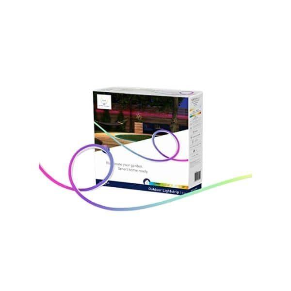 tint LED-Strip Outdoor - Ein ZigBee LED Streifen für den Aussenbereich - benötigt eine kompatible Steuerzentrale - z.B. Hue Bridge
